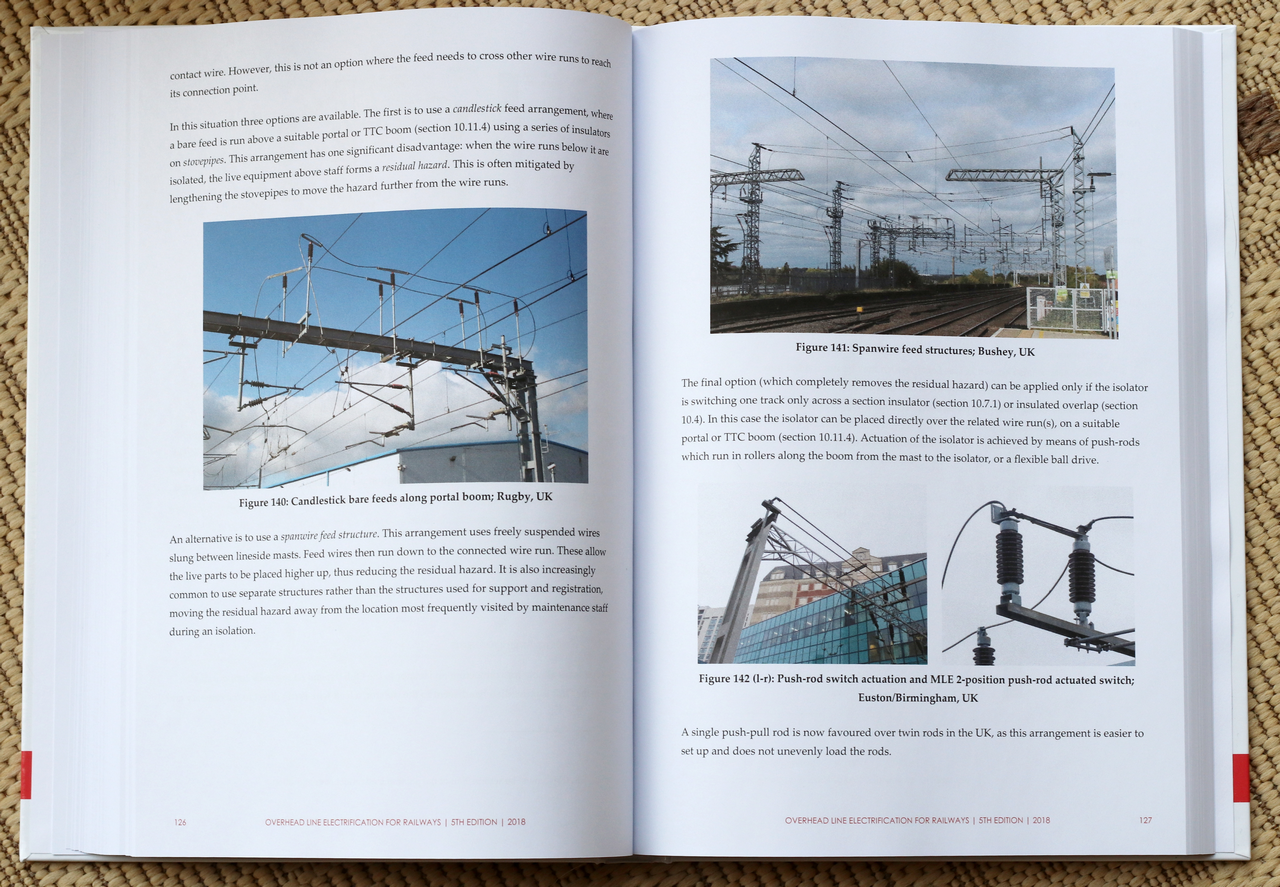 Fabulous Overhead Line Electrification For Railways An Approachable And Wiring 101 Ferenstreekradiomeanderfmnl